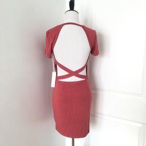 YFB Backless Dress